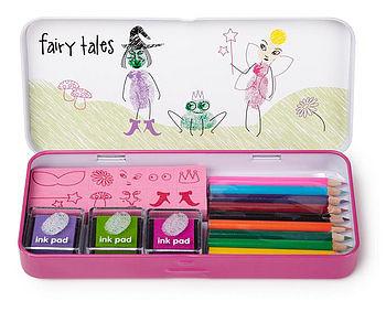 fairy tales finger print