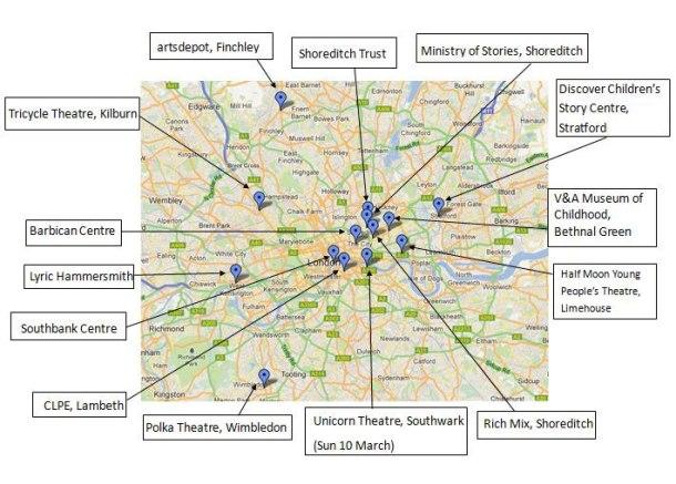 bookswap map