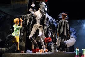 angel theatre wings