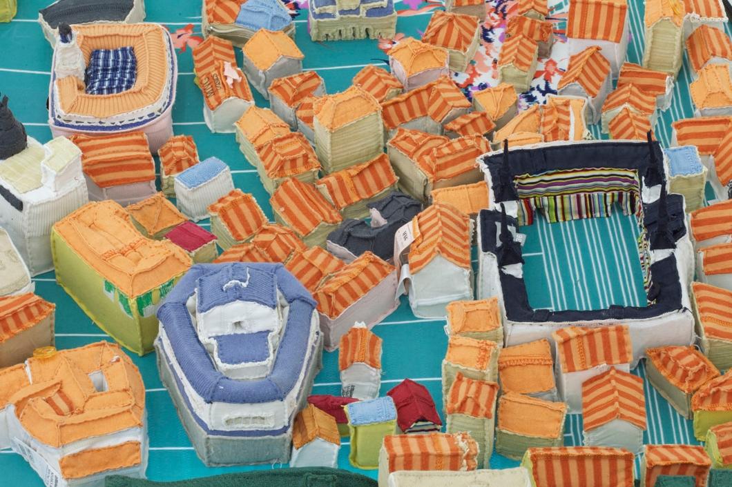 Art13 London. Alexander Ochs. Yin Xiuzhen