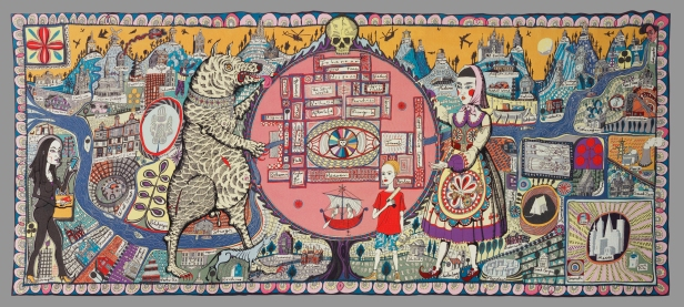 Art13 London. Paragon Press. Grayson Perry