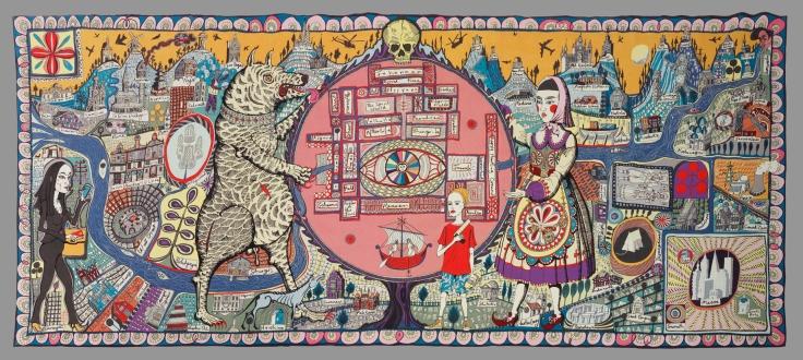 Art13 London. Paragon Press. Grayson Perry