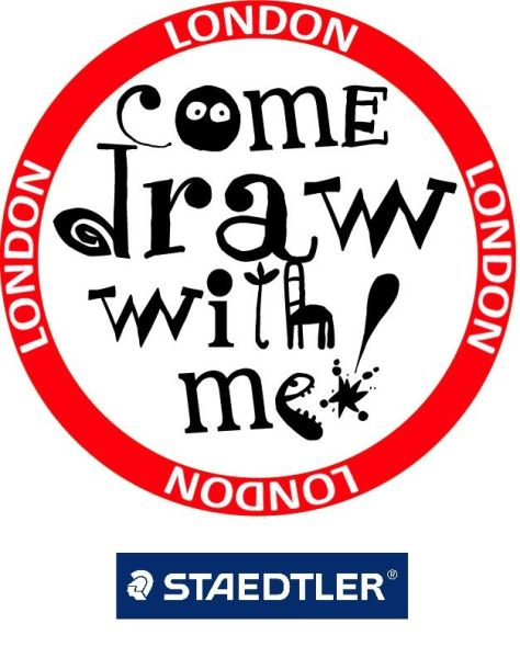 Come Draw With Me! London : 7 Feb : 6pm