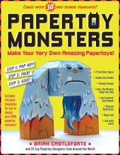 papertoy monsters