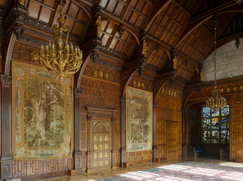 Print_00-Great Hall from South West-Two Temple Place-copyright Will Pryce