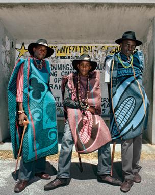 British Museum, African Textiles exhibition