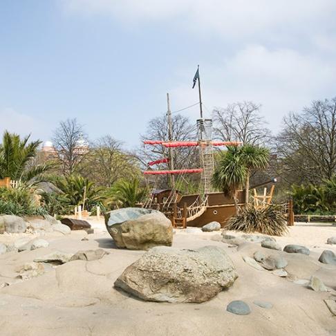 Diana Memorial Playground