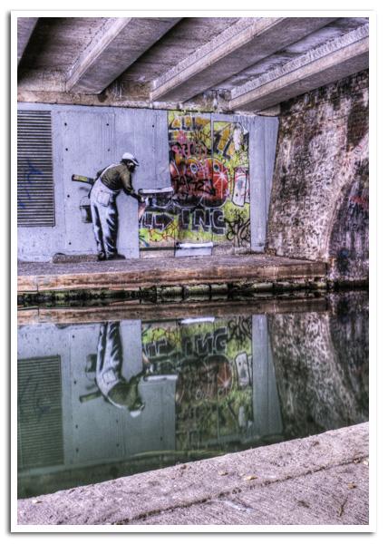 Banksy_Robbo_Camden_1