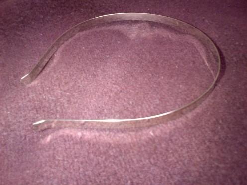 metal hairband
