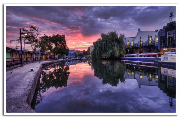 Camden_Town_Canal_Reflections