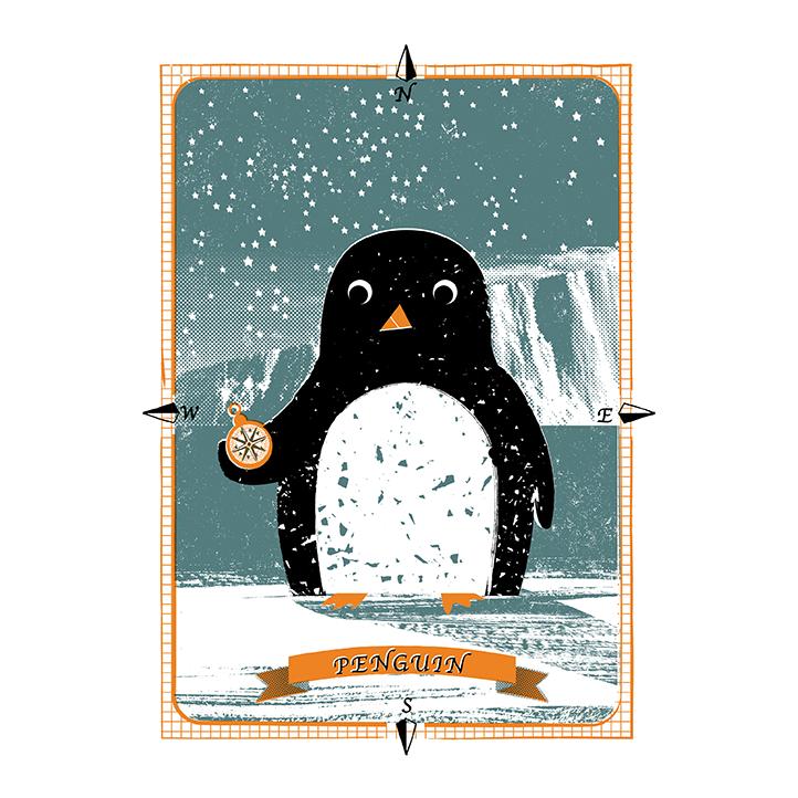 Penguin_print