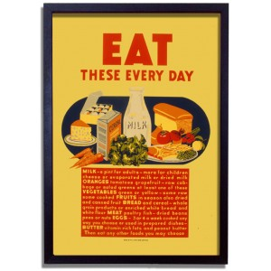 eat-these-every-day-1930-s-framed-print