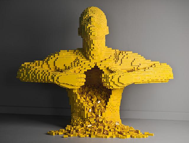 lego body