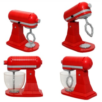 lego kitchenaid