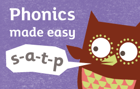 Phonics-made-easy