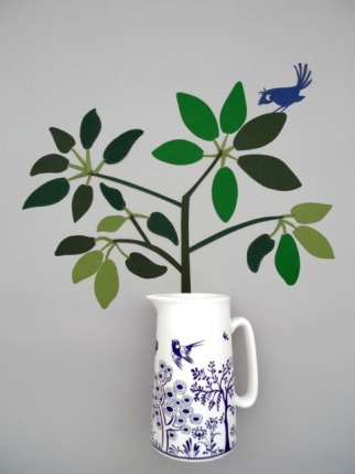 Louise Wilkinson_Jug Paper Plant med res
