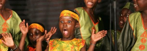 african choir