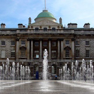 somerset house fountains