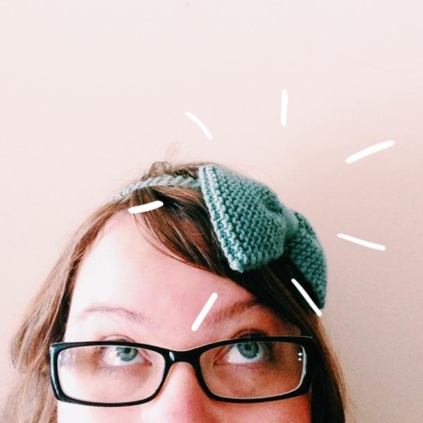 hat-bow