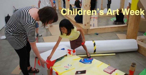 childrens art week