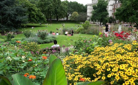 Inner Temple Gardens