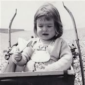 Me as a baby x