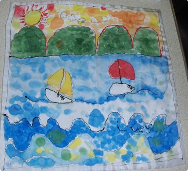 fine art for kids