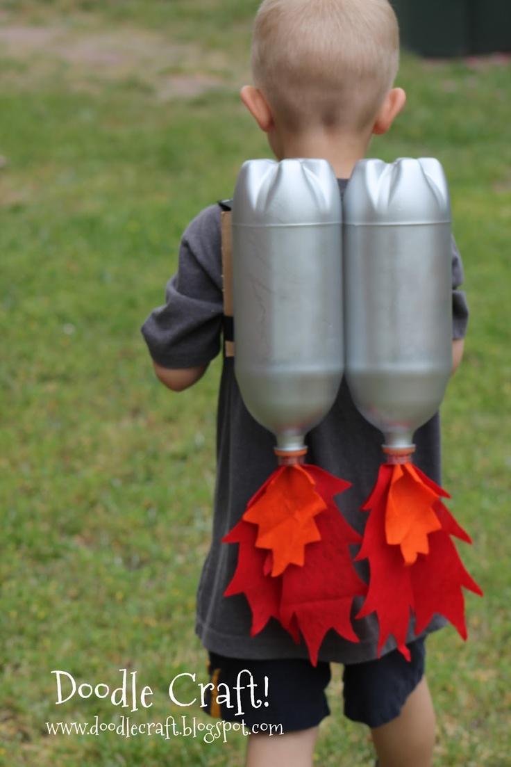 rocket fancy dress