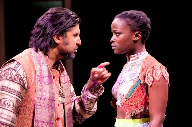 jpeg 14. Umar Pasha (Capulet) and Vanessa Babirye (Tybalt)_Romeo & Juliet_credit Ludovc des Cognets