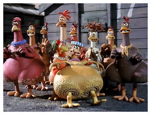 chickenrun