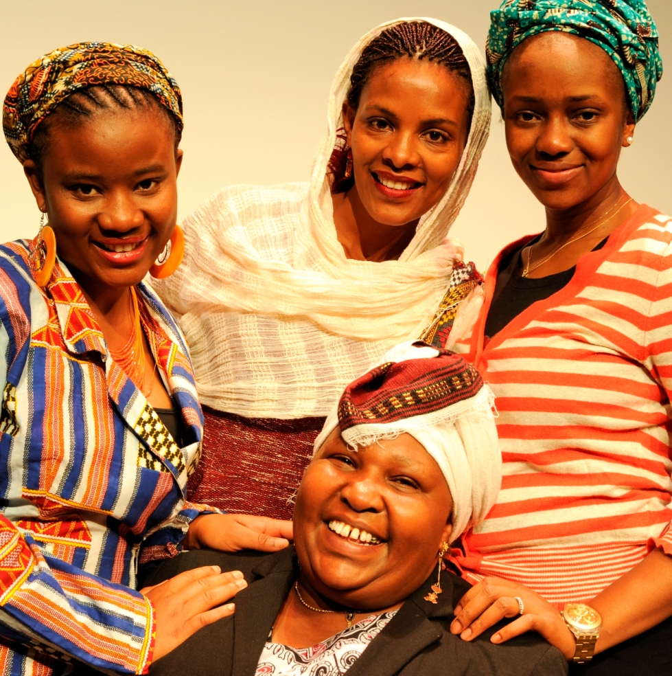 Baulkham Hills African Ladies Troupe_Southbank Centre's WOW Festival_credit_Lisa Tomasetti