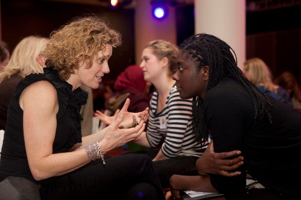 WOW 2012_Speed Mentoring4_CREDIT Belinda Lawley