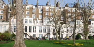 Europa House Apartments, Maida Vale, London