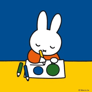 miffy drawing at school-1