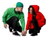 Natsha Gooden and Corey Culverwell_Into_The_Hoods_2015_Ed Miller