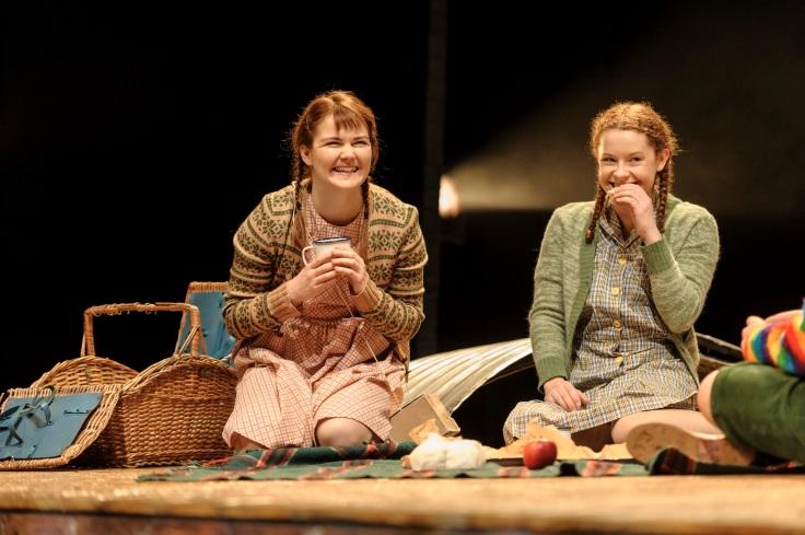 8. (L-R) Hollie Taylor (Ginnie) and Martha Seignior (Carrie) in Goodnight Mister Tom 2015 Credit Dan Tsantilis.jpg.jpg