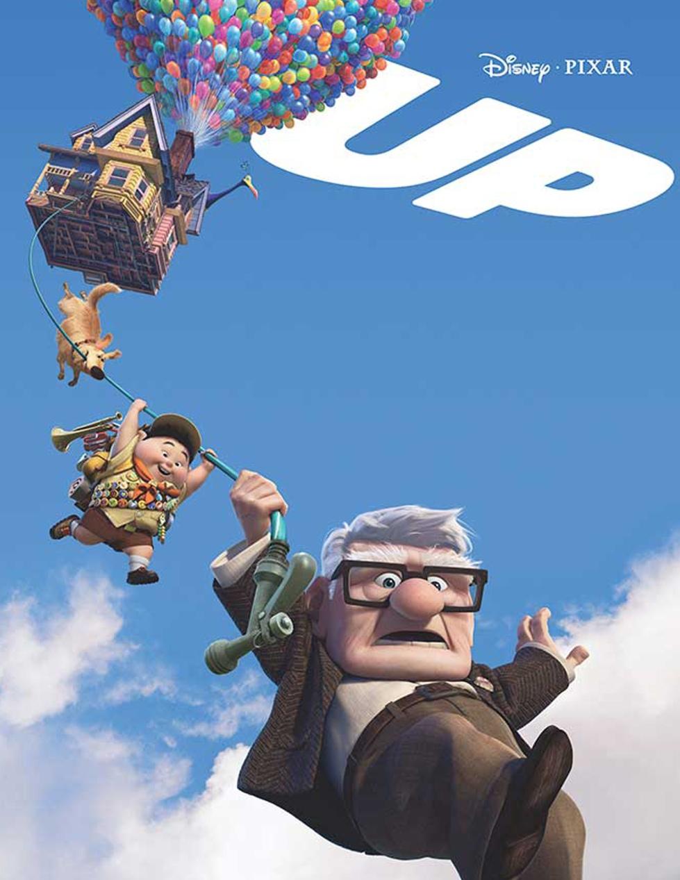 Up family film screening 29 October 2016
