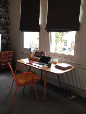 Patricia Gill, PR Consultant Shares Her WorkSpace