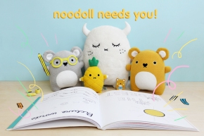 Noodoll Need Kids aged 5-8 Who Like Goody Bags!