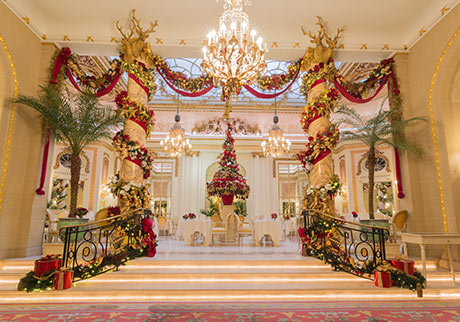 christmas-palm-court