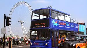 Hop On Bus Tour